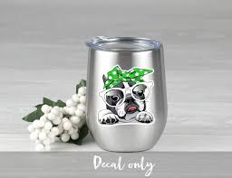 Bostie Mom Decal Car Decal Yeti Decal Tumbler Decal Cactus Car Dec Sparkle Baby Love