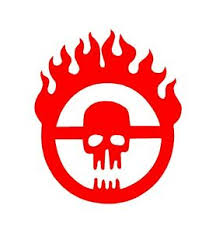 Mad Max Fury Road Skull Logo Vinyl Decal Car Window Laptop Sticker Ebay