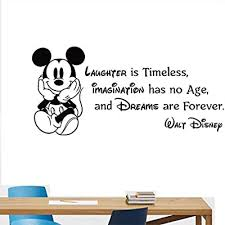 Your Text Walt Disney Font Mickey Mouse Vinyl Decal Car Window Wall Decor