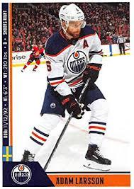 Amazon.com: 2018-19 Panini NHL Stickers Hockey #370 Adam Larsson ...
