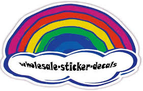 Buy Stickers Decals For Skateboard Laptop Or Luggage 1 Vinyl Stickers Supplier