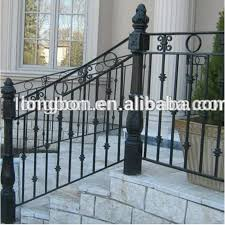 Top Selling Modern Wrought Iron Stair Railing Parts Buy Wrought Iron Stair Railing Parts Used Rail Scrap Iron Wrought Iron Railing Panels Product On Alibaba Com