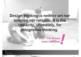 groh innovation quotes on design thinking