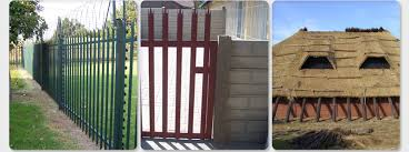 Palisade Fencing Fencing Paving Fence It