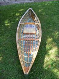 Hilary Russell explains his background in building skin-on-frame canoes. |  Canoe, Canoe building, Wood kayak