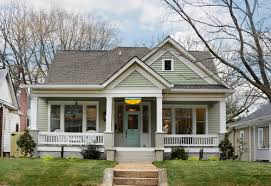 beautiful examples of exterior paint
