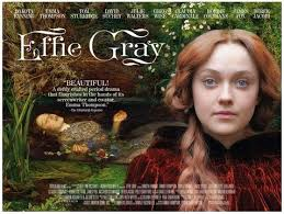Film Review: Effie Gray - Girl with her Head in a Book