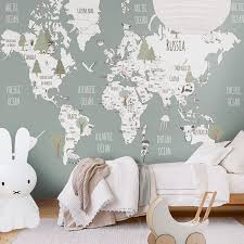 Little Hands Wallpaper Bring Magic Into Your Kids Room Petit Small