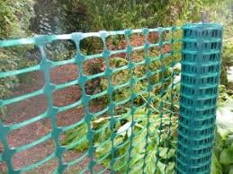 Barrier Fencing Mesh Fencing Pins Multi Packs Plastic Netting Fence Plastic Garden Fencing Garden Fencing Mesh Fencing