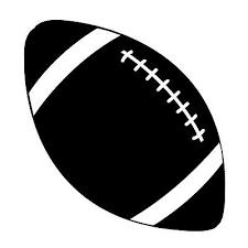 Football Vinyl Sticker Decal Sports Choose Size Color Ebay