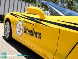 Steeler Car Decals