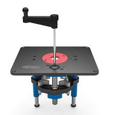 Kreg Precision Router Table Lift Routing Accessories Routing Solutions Products Kreg Europe Gmbh