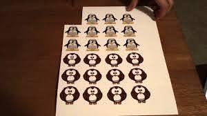 Make Your Own Inkjet Printable Vinyl Stickers Youtube