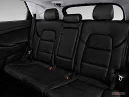 2017 hyundai tucson pictures rear seat
