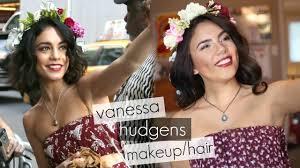 queen vanessa hudgens makeup hair