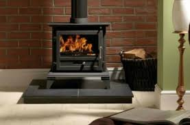 wood burner without a chimney
