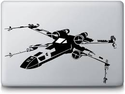 Amazon Com X Wing Fighter Star Wars Macbook Disney Mac Laptop Vinyl Decal Sticker Home Audio Theater