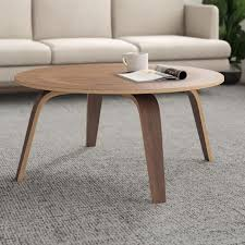 best round wooden coffee tables 2020