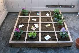 square foot gardening part iii anne
