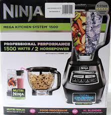 ninja mega kitchen system bl770 blender