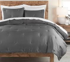 charcoal tencel comforter king cal