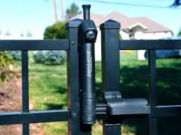 Fence Safety Gate Hardware Penn Fencing