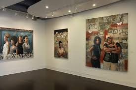 tim okamura painter of people maker of
