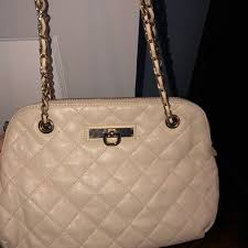 dkny bags quilted leather bag poshmark