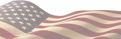 American Flags Military Stickers