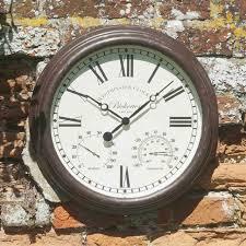 smart solar bickerton wall clock