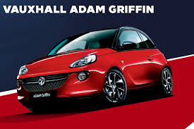 FRF Motors - The Vauxhall Adam Griffin - Now just £168 A...   Facebook