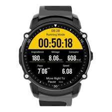 kingwear fs08 smart watch ip68 gps
