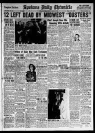 Spokane Chronicle From Spokane Washington On March 27 1950 21