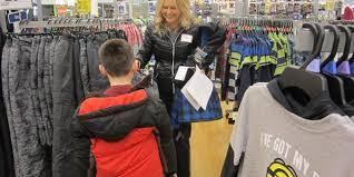 Volunteers help Warm Hearts, Warm Kids in Royal Oak