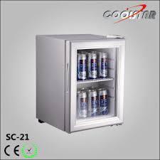 gl door mini display beverage