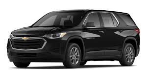 2020 chevy traverse trim differences