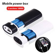 Bộ sạc pin 2 cục Giá Rẻ POWER BANK kiêm pin sạc dự phòng cho các máy điện  thoai Iphone và Android + đèn pin chiếu sáng
