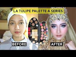 makeup wedding tutorial menggunakan