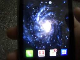 live wallpapers on samsung galaxy y
