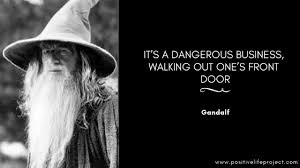 gandalf quotes from the hobbit and the lord of the rings