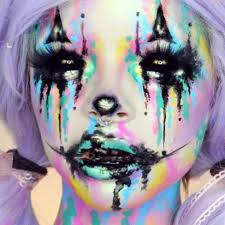 9 clown makeup ideas for halloween 2017
