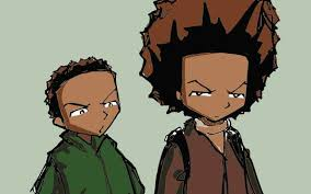 ics by aaron mcgruder
