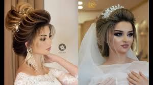 تساريح عرايس فخمه تسريحات عرايس 2019 رفع