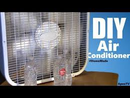 homemade diy air conditioner