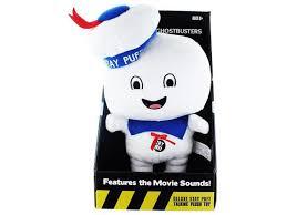 Ghostbusters 15 Talking Plush Happy Stay Puft Marshmallow Man Plush Newegg Com
