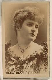 File:Hilda Clark, from the Actresses series (N246), Type 1, issued ...