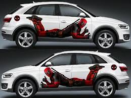 Deadpool Car Stickers Zeppy Io
