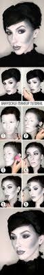 30 halloween makeup tutorials for scary