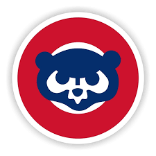 Chicago Cubs E Vinyl Die Cut Decal 4 Sizes 8457