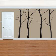 Large Tree Without Leaf Vinyl Wall Art Decal
